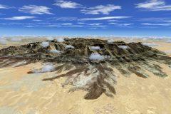 Brandbergmassiv, Namibia