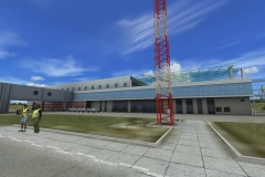 Pula Flughafen
