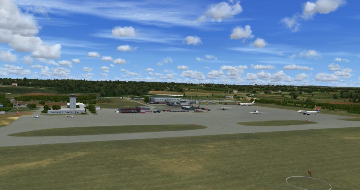 Review ORBX FTX Pula Airport