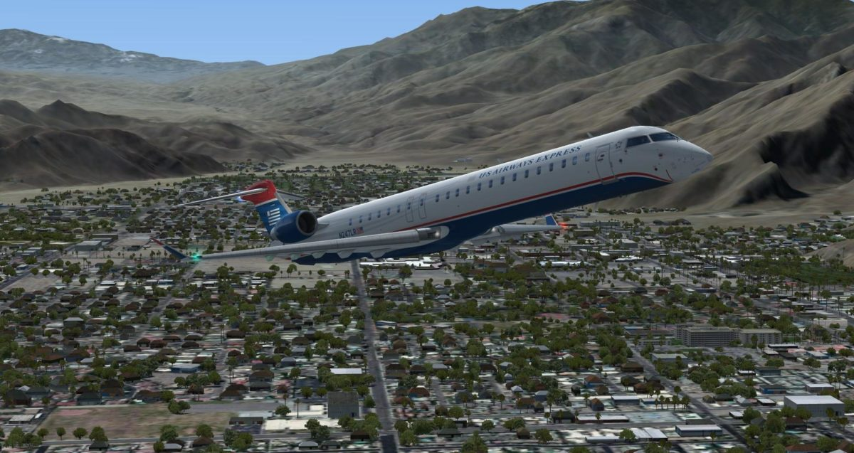 Review Aerosoft CRJ 700-900 X