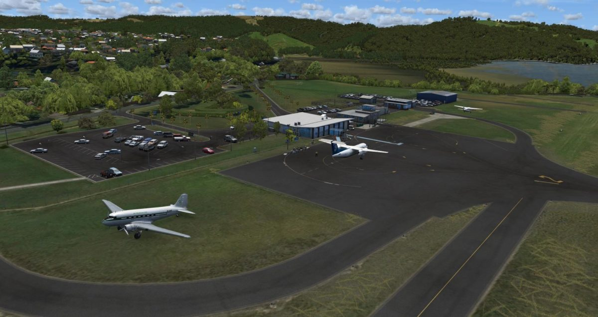 Review ORBX Whangarei (NZWR)