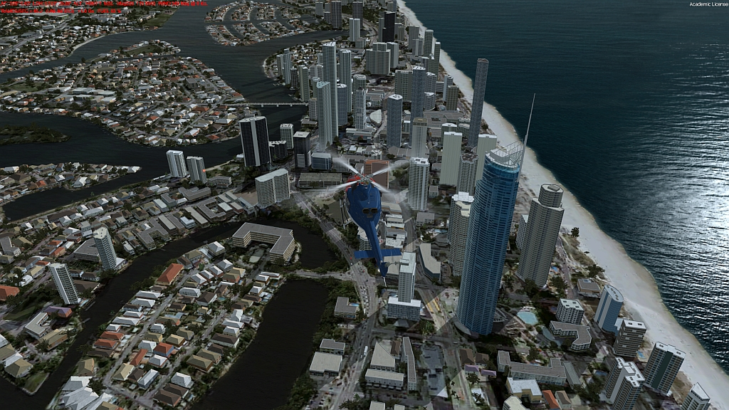 Review ORBX FTX CityScene Gold Coast
