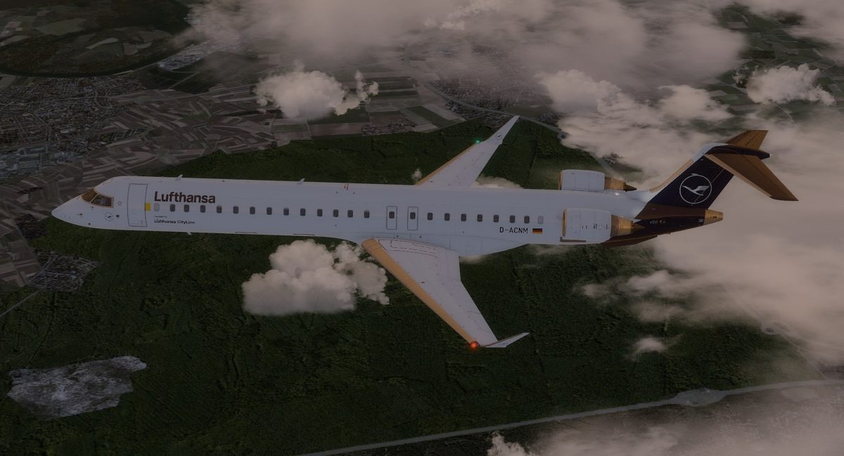 Review Aerosoft CRJ Professional