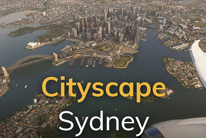 Review ORBX               Cityscape SYDNEY